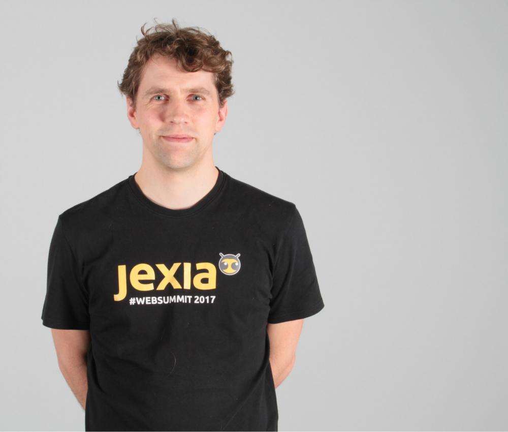 Maarten from Jexia
